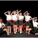 Les Jeunes Filles, pièce de théâtre du Festival RussenKo 2013