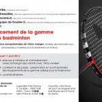 adidas badminton conference presse recto