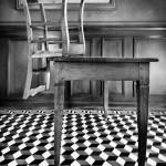 Sur les pas de Van Gogh - AubergeRavoux-221-TABLE CHAISE VAN GOGH@Neil Folberg