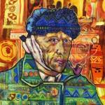 Sur les pas de Van Gogh - ChateauAuvers-DeLImpressionnismeAuStreetArt-afrovince@Nowart
