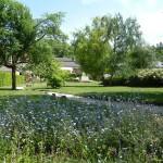 Sur les pas de Van Gogh - Maison-Atelier de DaubignyVue de la maison du fond du jardin_1000x750_300dpi-© Maison-Atelier de Daubigny