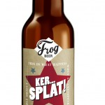 La bière Kersplat de la Superhero Serie de FrogPubs
