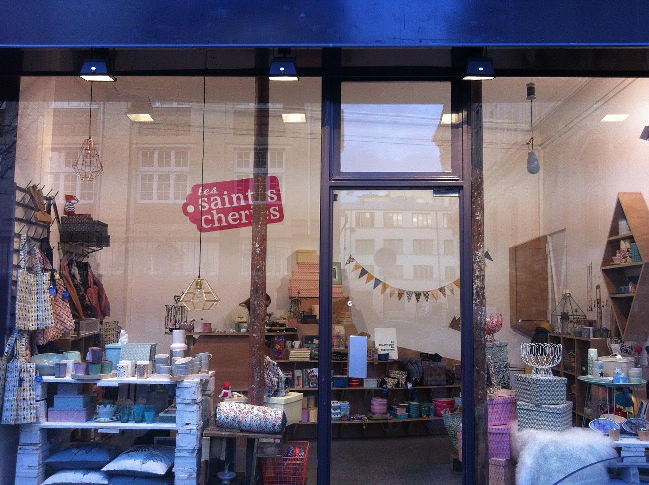 Les Saintes Chéries - Boutique Shopping - 41 rue du Château d'eau, Paris