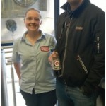Louise Westmoreland, brasseuse senior - Camden Town Brewery (UK)