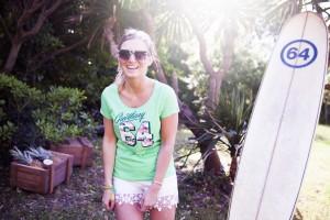 Marque 64 - Le thème Tropical de la collection printemps-été 2015