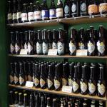 Les bières FrogBeer (FrogPubs) en vente dans les Repaire de Bacchus