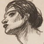 Tableau de Steinlein - exposition Portraits à la dérive - Musée Daubigny