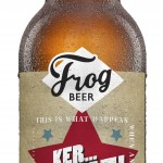 FrogBeer - Kersplat - Primée à l'International Beer Challenge 2016