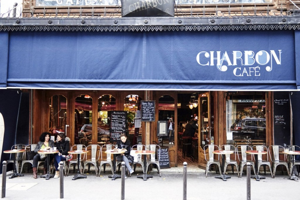 Le Café Charbon (crédit : Nouveau Casino)