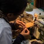 Marbore, dernière entreprise à fabriquer le Tissu des Pyrénées
