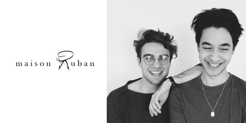 Aurélien Gaye et Emmanuel Paolacci de Maison Ruban
