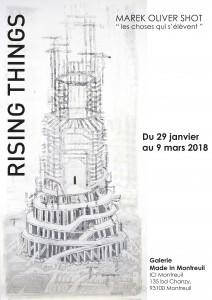 Rising Things  - Les choses qui s'élèvent