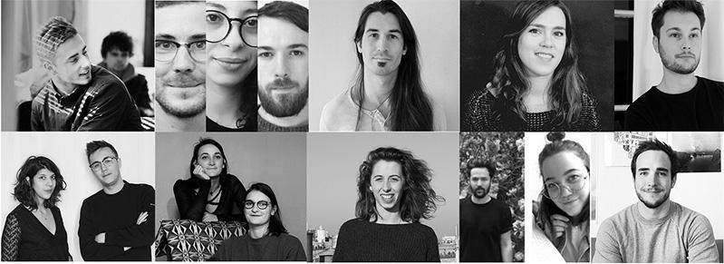 Les 10 finalistes du tremplin Jeunes Talents 2018 - Du Côté de Chez Vous