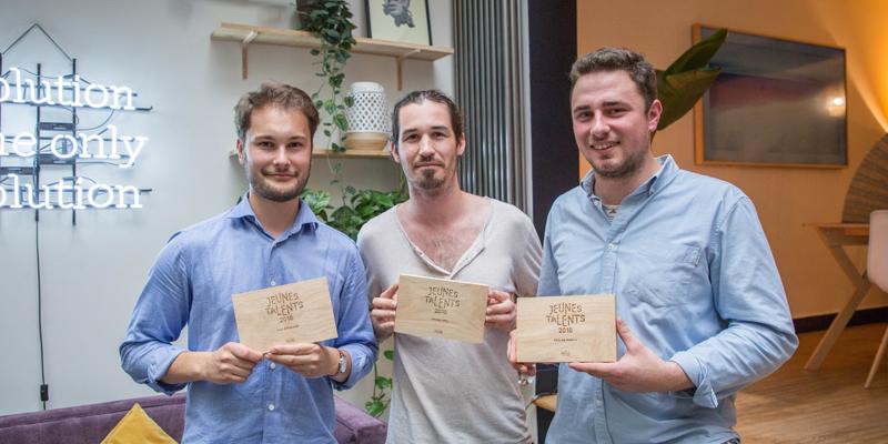 DCCV-laureats